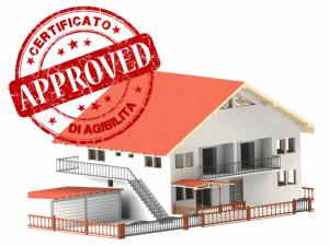 certificato agibilità a roma