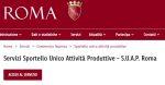 scia commerciale a roma